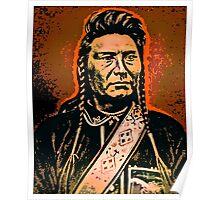 Chief Joseph (Hinmatóowyalahtq̓it) Poster