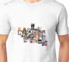 Dan and Phil over the years Unisex T-Shirt