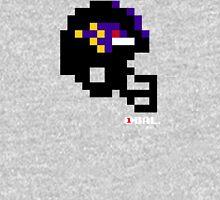 Tecmo Bowl - Baltimore Ravens - 8-bit - Mini Helmet shirt Unisex T-Shirt