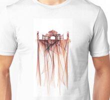 Taj Mahal - Livanto Unisex T-Shirt