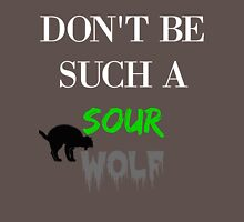 teen wolf - don't be such a sour wolf Mens V-Neck T-Shirt