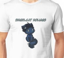 Sherlcat Holmes Unisex T-Shirt
