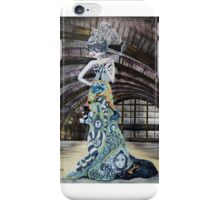 Lady Labyrinth iPhone Case/Skin