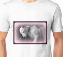 Peaceful, Sleeping Pup Unisex T-Shirt