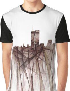 Twin Towers - Indira Graphic T-Shirt