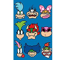 The Bowser Bunch Photographic Print