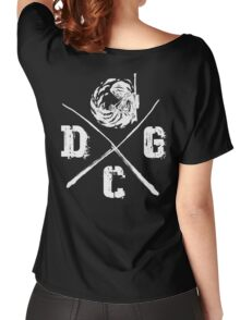 Dead Center Gaming  Women's Relaxed Fit T-Shirt