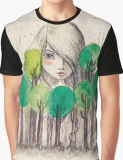 The forest spirt Graphic T-Shirt