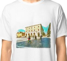 Teramo: buildings Classic T-Shirt