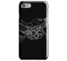 Ducati Monster, awesome gift for men iPhone Case/Skin
