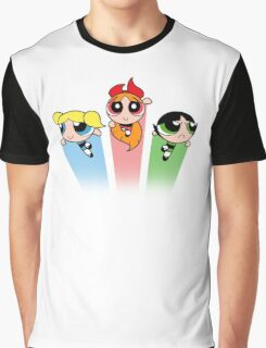 PowerPuffs Graphic T-Shirt