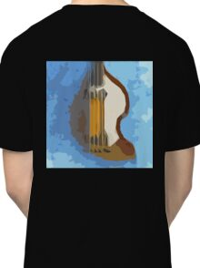 Awesome Bass, Hofner, Beatles instrument Classic T-Shirt
