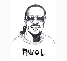 Stevie Wonder Caricature Unisex T-Shirt