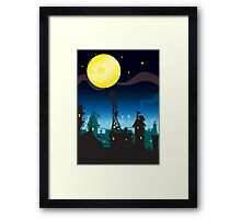 It must be Cheese Framed Print