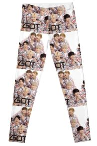 GOT7 Group Picture Leggings