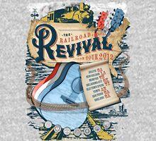 Railroad Revival Tour 2012 (Full Color) Unisex T-Shirt