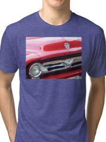 Cherry Red Ride Tri-blend T-Shirt