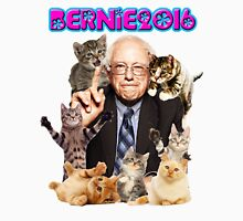 bernie with cats T-Shirt