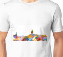 Annapolis Maryland Skyline - Vibrance Unisex T-Shirt