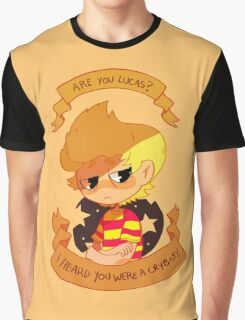 Crybaby Lucas Graphic T-Shirt