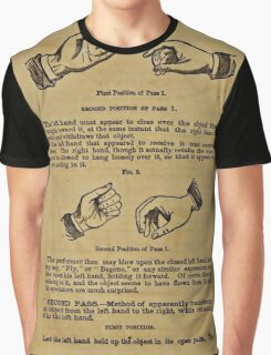 Practical Magic Trick Graphic T-Shirt