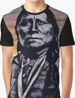 Satanta (chief) Graphic T-Shirt