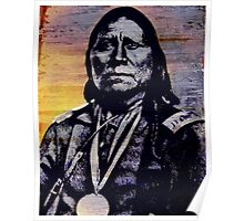 Satanta (chief) Poster