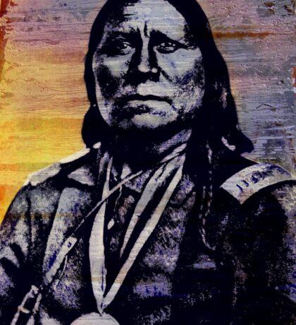 Satanta (chief) Sticker