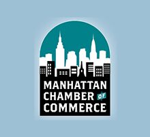 manhattan chamber of commerce logo Unisex T-Shirt