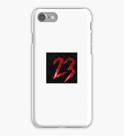 Legendary 23 iPhone Case/Skin