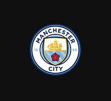 manchester city new crest Unisex T-Shirt