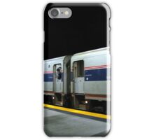 Conductor Watching iPhone Case/Skin