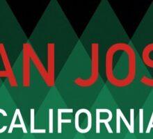 """San Jose"" Trees Snapchat Filter Sticker"