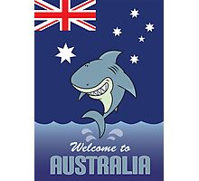welcome to australia Photographic Print