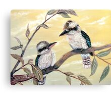 Kookaburra Magic Canvas Print