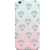 Seventeen 17 Carat Pastel Blue & Pink Gradient iPhone and Samsung Phone Case iPhone Case/Skin
