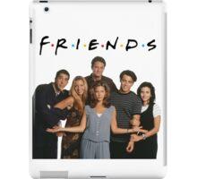 Friends iPad Case/Skin