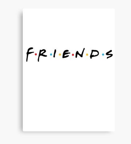 Friends Canvas Print