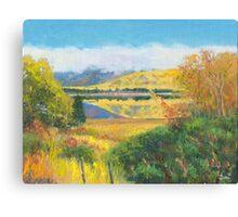 Glendhu Bay on Lake Wanaka Canvas Print