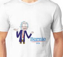 Rick and Morty for Bernie Sanders Unisex T-Shirt