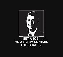 Ronald Reagan - Get a Job Commie Unisex T-Shirt