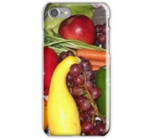 Healthy Food For All iPhone Case/Skin