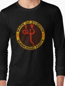 Mark of Eyghon Summoning Party Long Sleeve T-Shirt