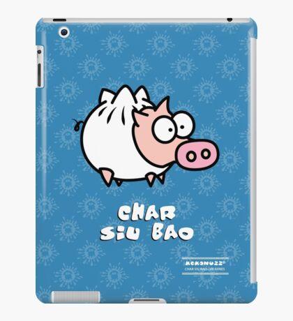 Dim Sum Pig - Char Siu Bao iPad Case/Skin