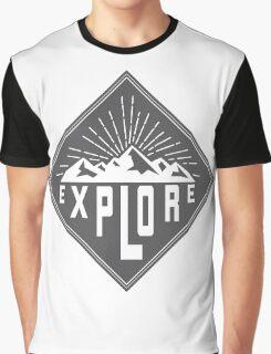 Explore Graphic T-Shirt