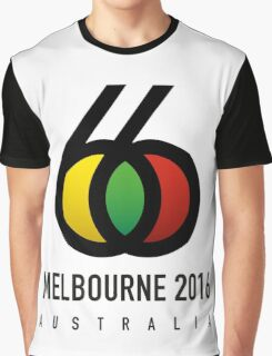 Sporto Svente 2016 - Melbourne Graphic T-Shirt