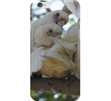 Dad and Mum and Baby make a family iPhone Case/Skin