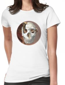Remnants Of  Pirate Bay Womens Fitted T-Shirt