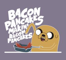 Bacon Pancakes - Adventure Time Kids Tee