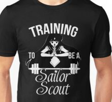 Training to be a Sailor Scout (Mars) Unisex T-Shirt